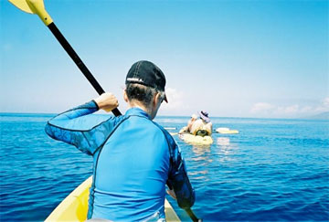 Maui Kayak Tours with Big Kahuna in Kihei, South Maui